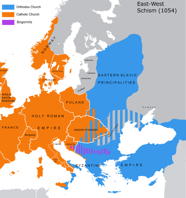 800px-Great_Schism_1054_with_former_borders